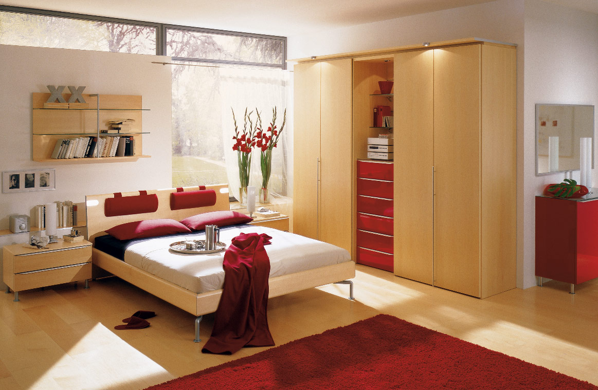 Wonderful Red Bedroom Design 1163 x 759 · 202 kB · jpeg
