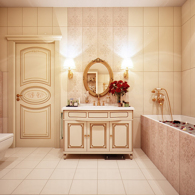Vintage Bathroom Designs