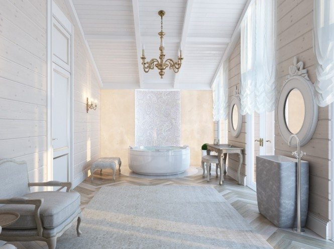 The Luxury Bathroom Overview