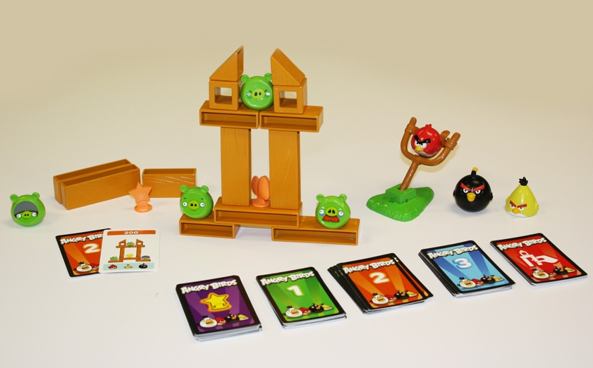 Angry Birds Toys : Angry birds inspired accessories for your home