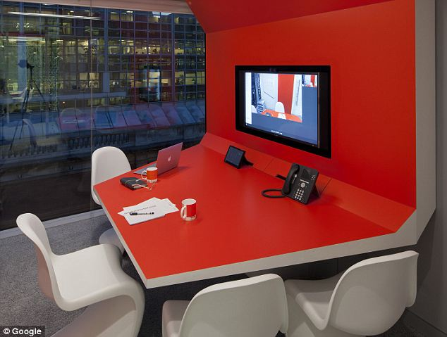 Google Offices London Gawe Omah