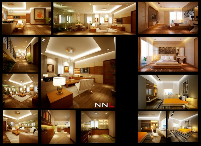 Luxury House Interiors