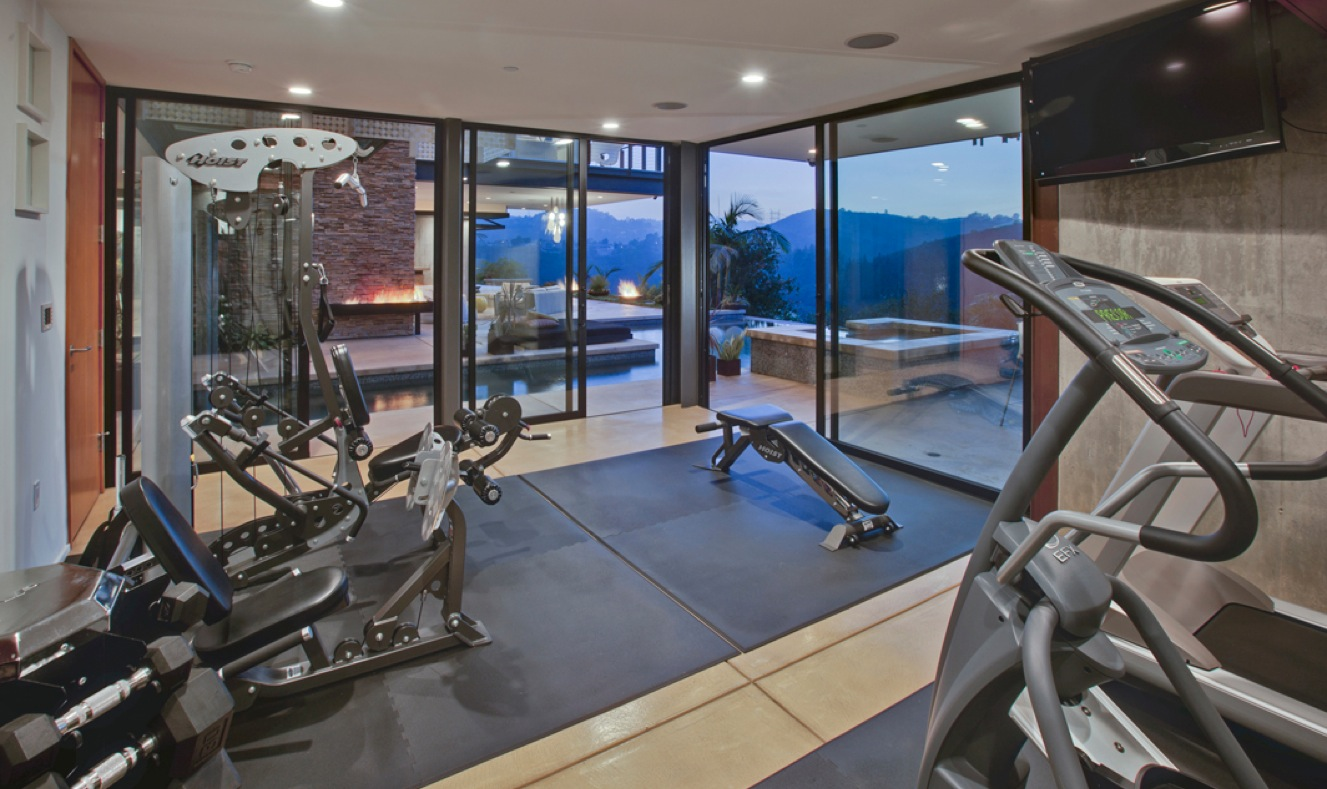 Designing Home Gym Designing Home Gym. Designing A Home Gym. Modern Home  Design