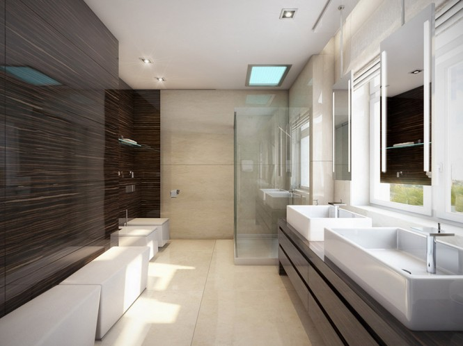neutral wetroom