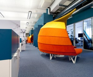 Meeting Pod Modern Workspace
