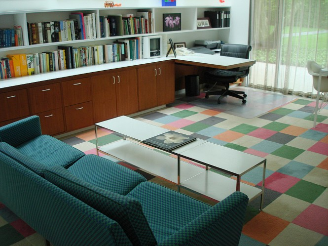 saarinen-miller-house-office