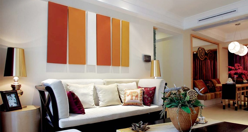 Designing And Decorating The Orange Living Room For The: Sophisticated Elegance Of Chinese Interiors