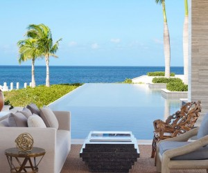 True to the relaxed yet polished Caribbean aesthetic, the Viceroy Anguilla offers idyllic residences complete with a private infinity pool, an interior filled with marbled floors, walls and countertops, state-of-the-art stainless steel appliances, and a host of swish furniture throughout.