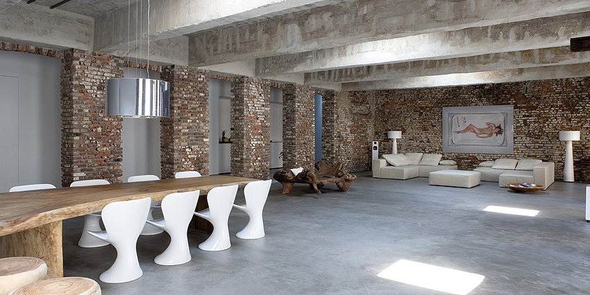 Brick Wall Interior House Exposed Brick Wall Interior Decor