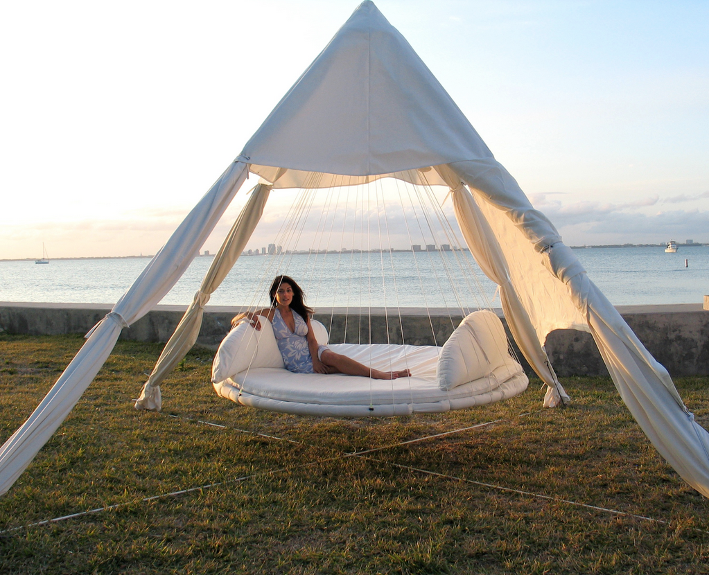 Hammock Inspiration on Pinterest | Hammocks, Floating Bed ...