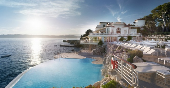 Hotel Du Cap Eden Rock