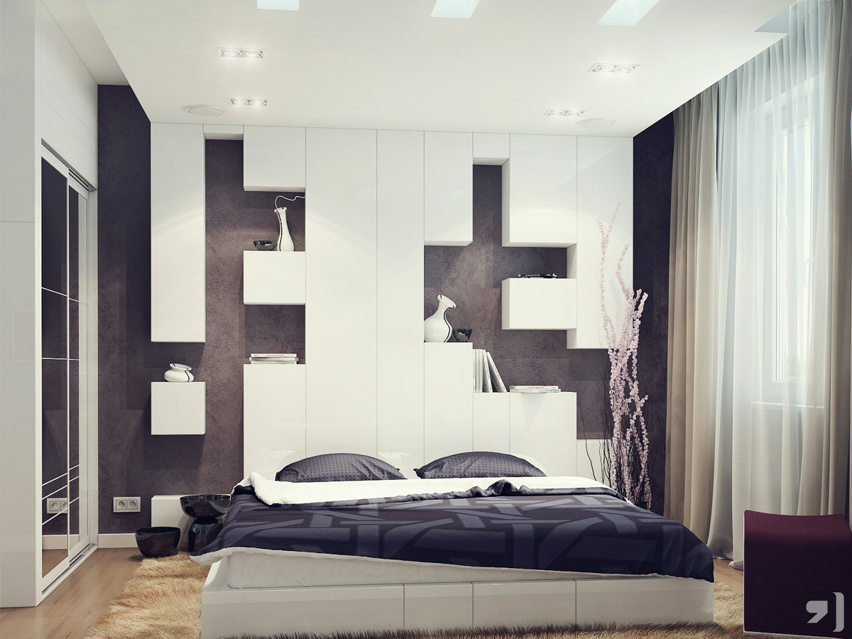 Top Modern Bedroom Design Ideas for Small Room 1200 x 900 · 308 kB · jpeg