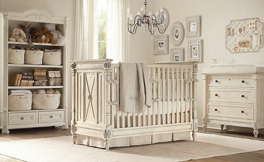 Baby room design ideas for Baby crib decoration