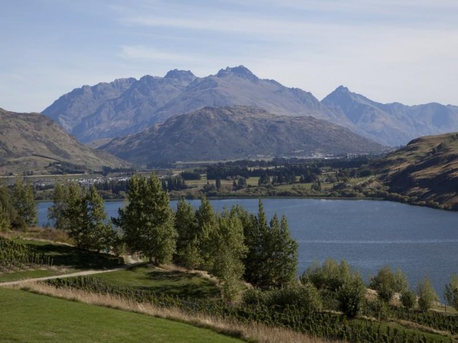 Wakatipu Basin landscape