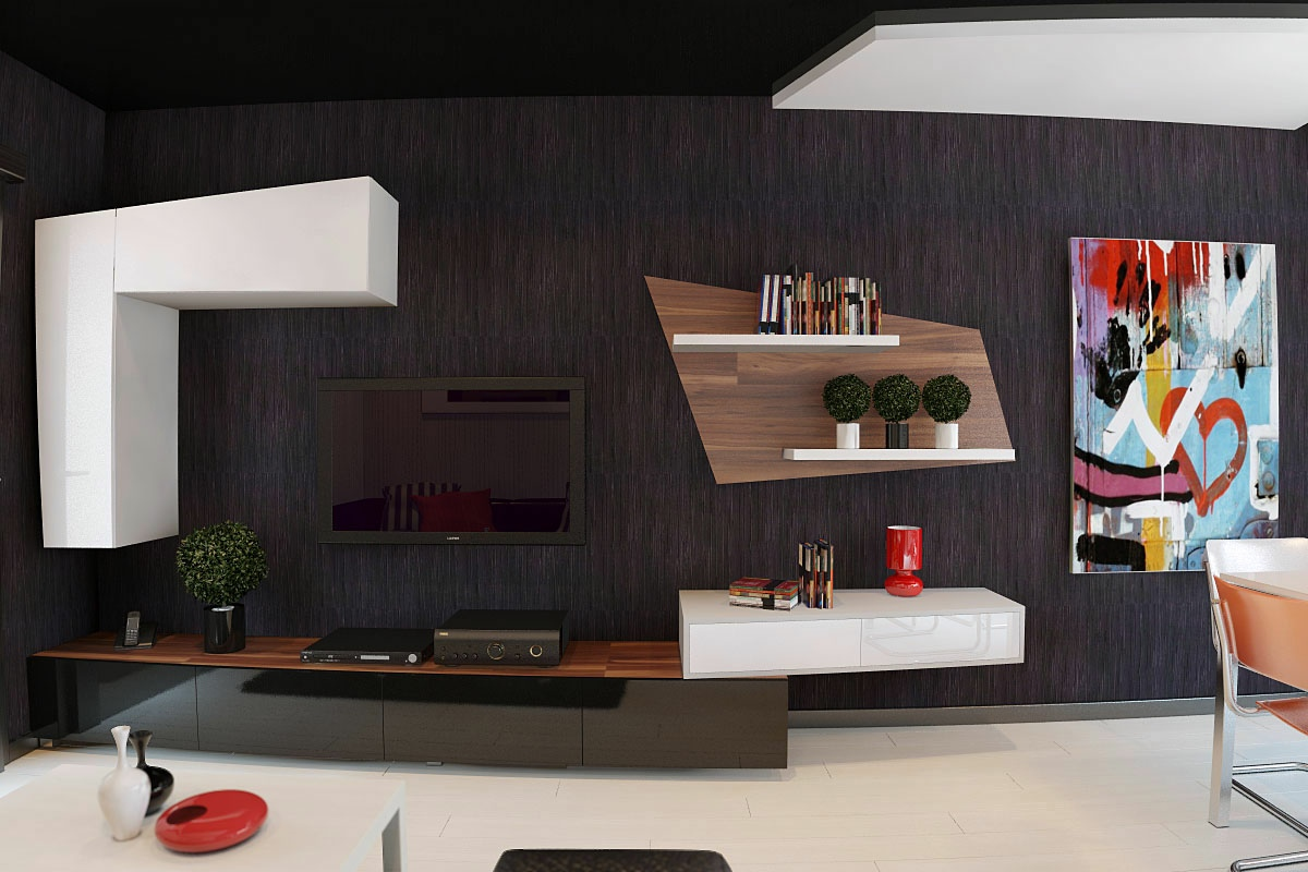 Httpwwwhomedesigningwpcontentuploads201207Black Stunning Modern Living Room Design Ideas 2012 Review