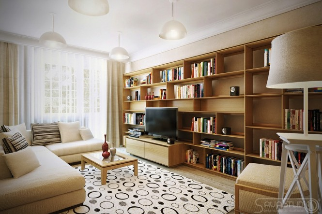 Saving Space At Home Some Ideas