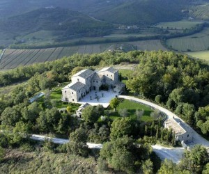 Fortified Italian farmhouse