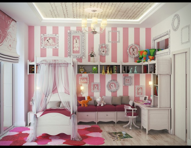 http://www.home-designing.com/wp-content/uploads/2012/07/PInk-white-stripe-wall-girls-bedroom-665x515.jpg