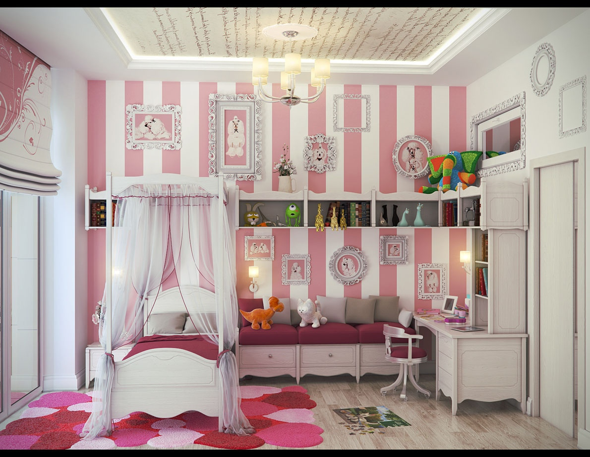 Great Girl Bedroom Ideas for a Small Room 1190 x 922 · 362 kB · jpeg