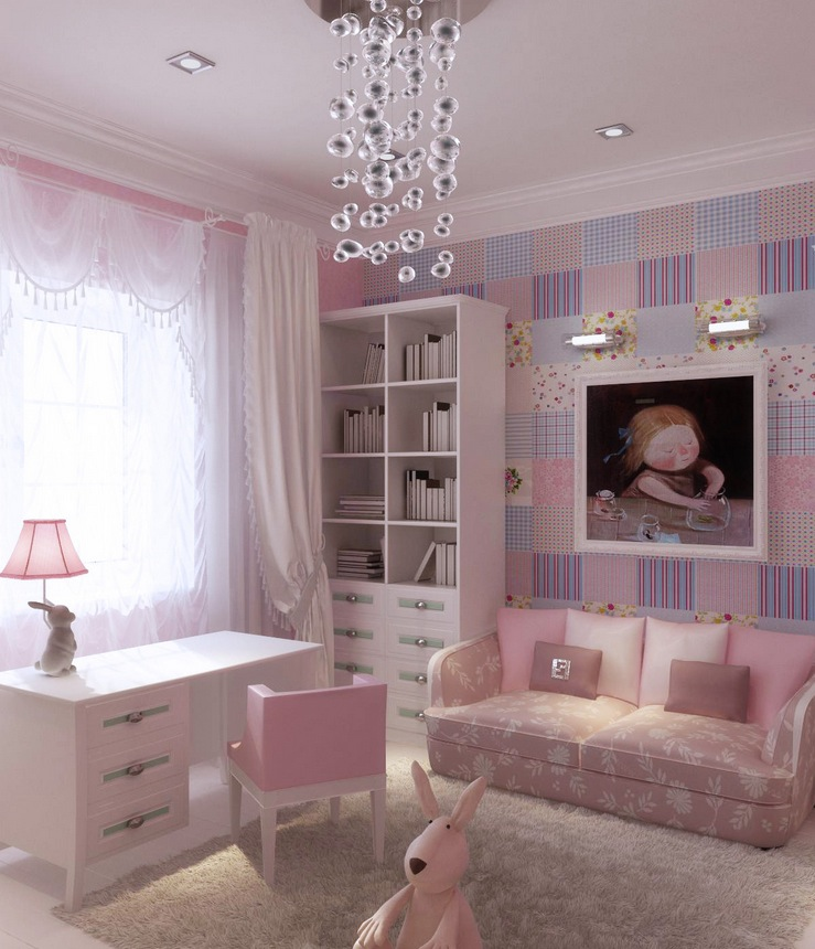 http://www.home-designing.com/wp-content/uploads/2012/07/Pink-lilac-blue-girls-room.jpg