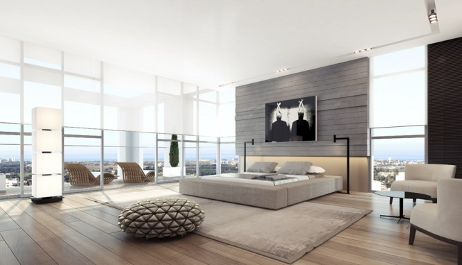 4 Cream gray bedroom decor
