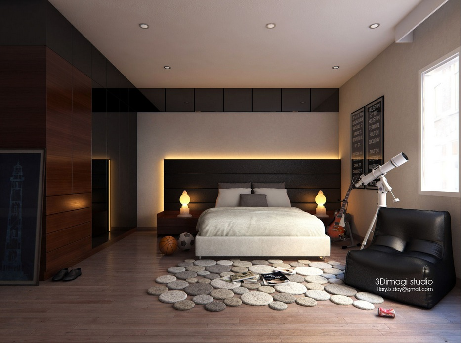 Modern Bedroom Ideas | Bedroom design inspiration, Bedrooms and ...