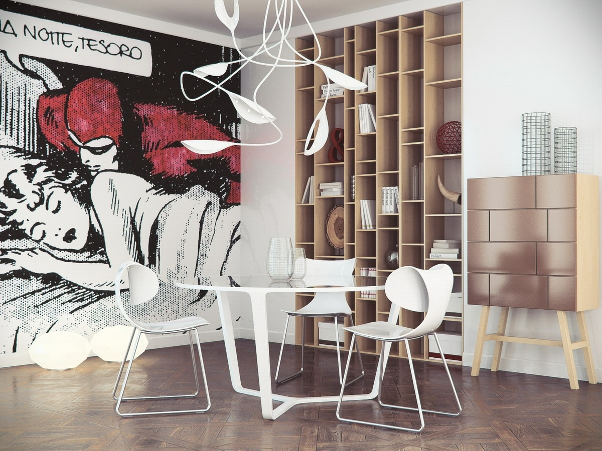 10 unusual wall art ideas - Wall decor murals ...