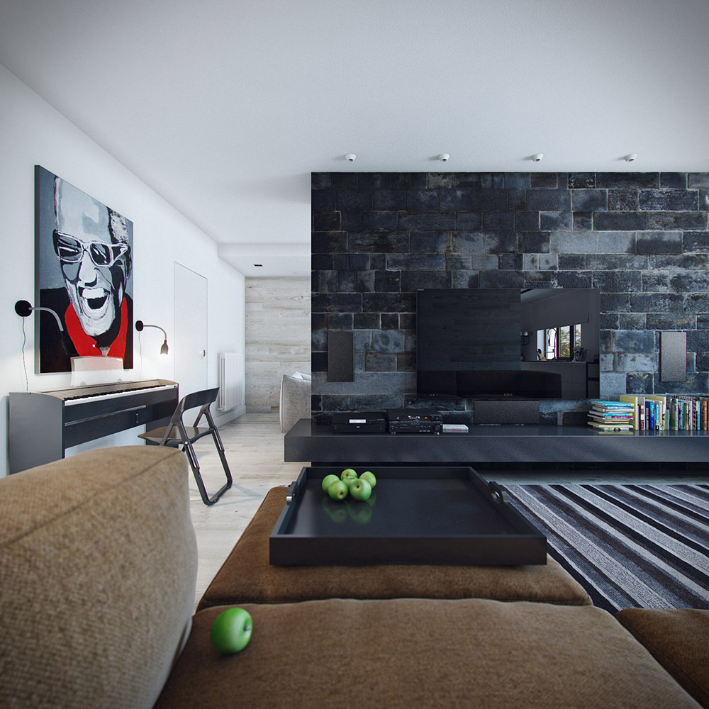 Incredible Modern Feature Wall Designs 1000 x 1000 · 229 kB · jpeg