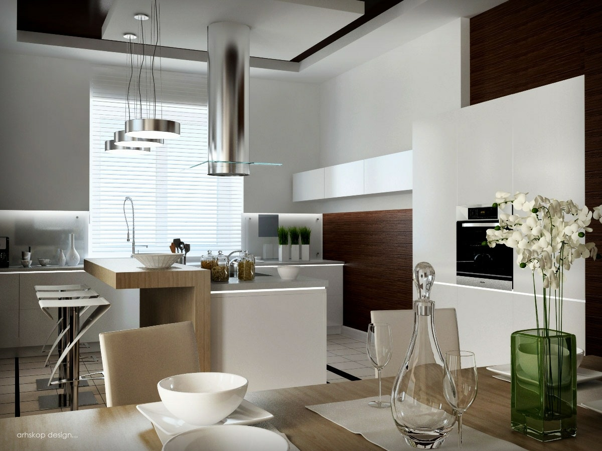 Unexpected Twists for Modern Kitchens