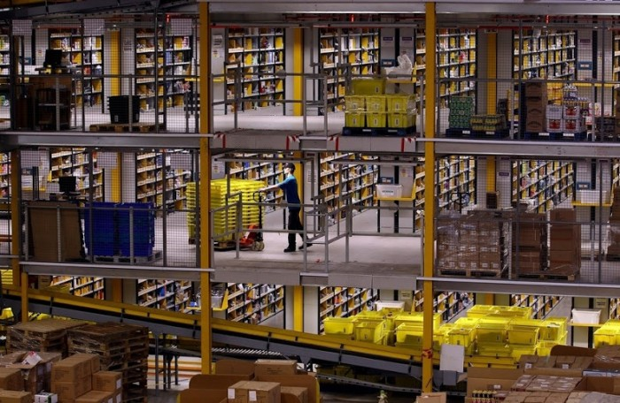 amazon interior