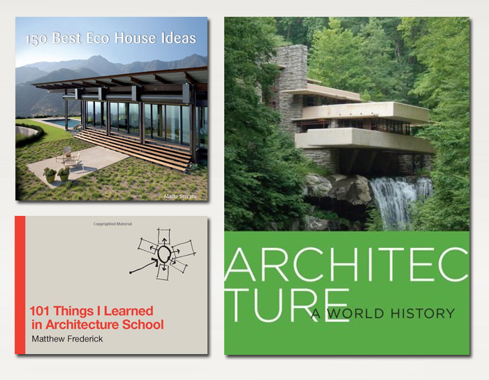 Architecture 700 544 pixels clean lines the for Home architecture books