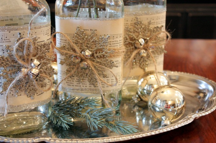 Elegant Christmas Dinner Decoration Ideas