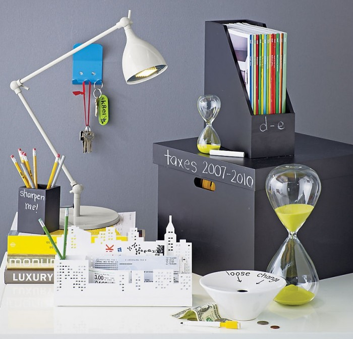Hour Glass: Neat looking hour glass accessory that would liven up any architect's desk.