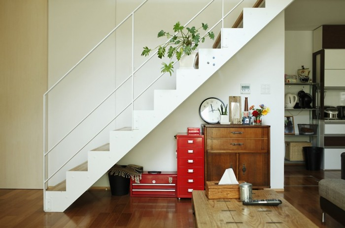 modern staircase