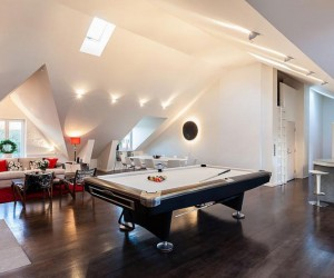 swedish urban loft