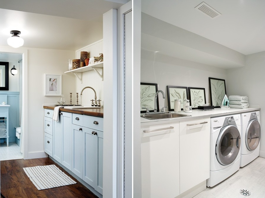 small basement laundry room ideas 901 x 673 132 kb jpeg - Small Basement Design Ideas