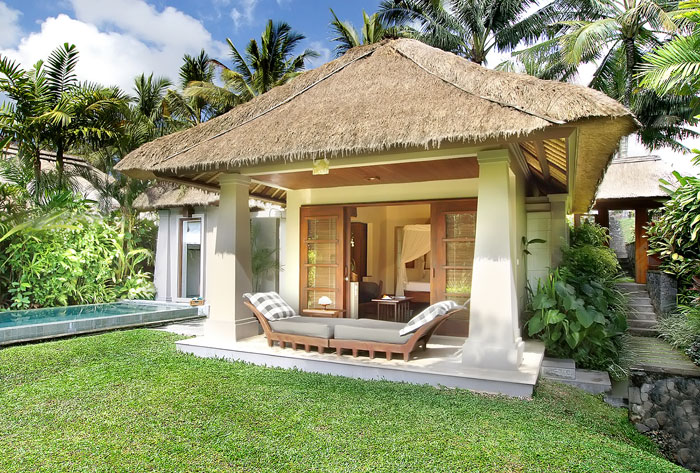 maya ubud private villa