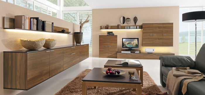 modern furniture clean lines
