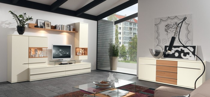 modern urban apartment