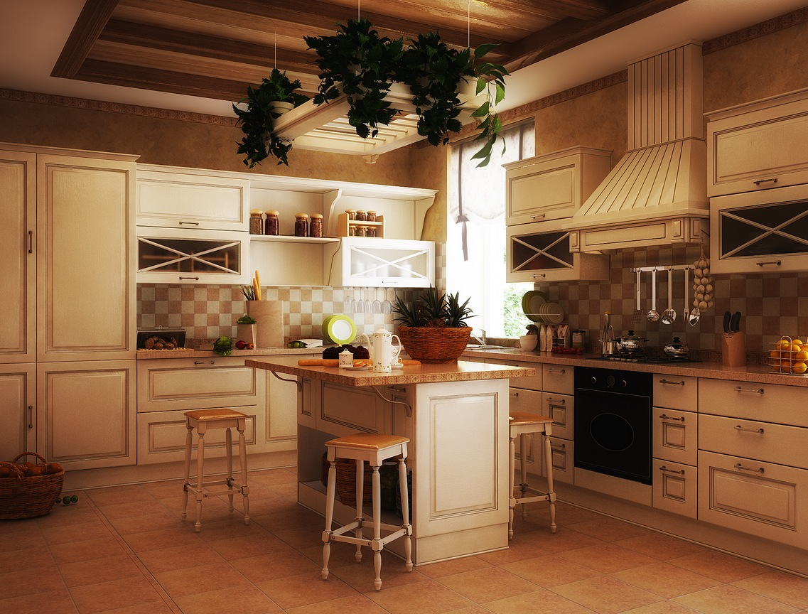 warm peachy tones and creamy whites play nicely together exuding a warmth and comfort every kitchen should have for the home pinterest traditional - Kitchen Designs For Older Homes
