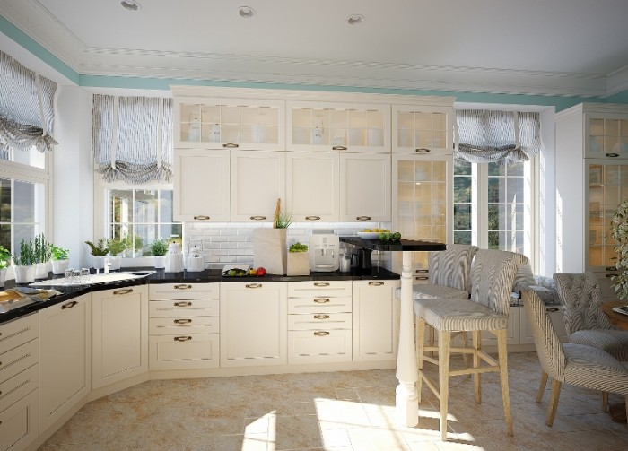 white airy traditional kitchen (800x575)