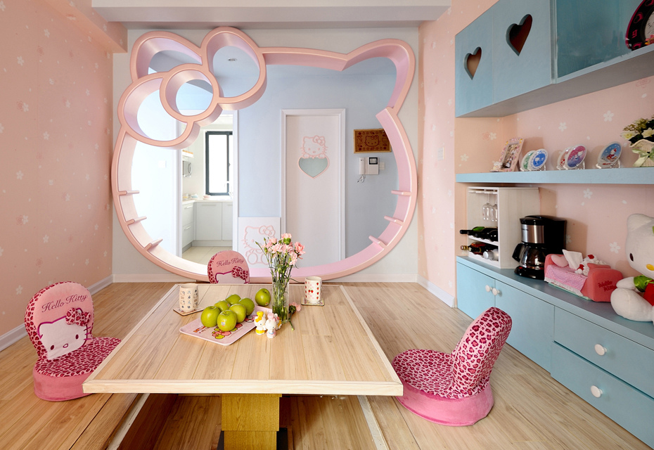 2 little girls bedroom 6 Decorating little girls room