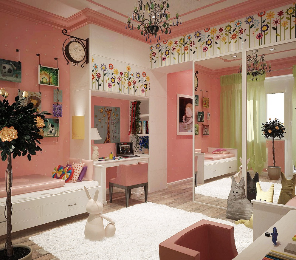 3 preteen girls bedroom 11 Designer girl bedrooms pictures