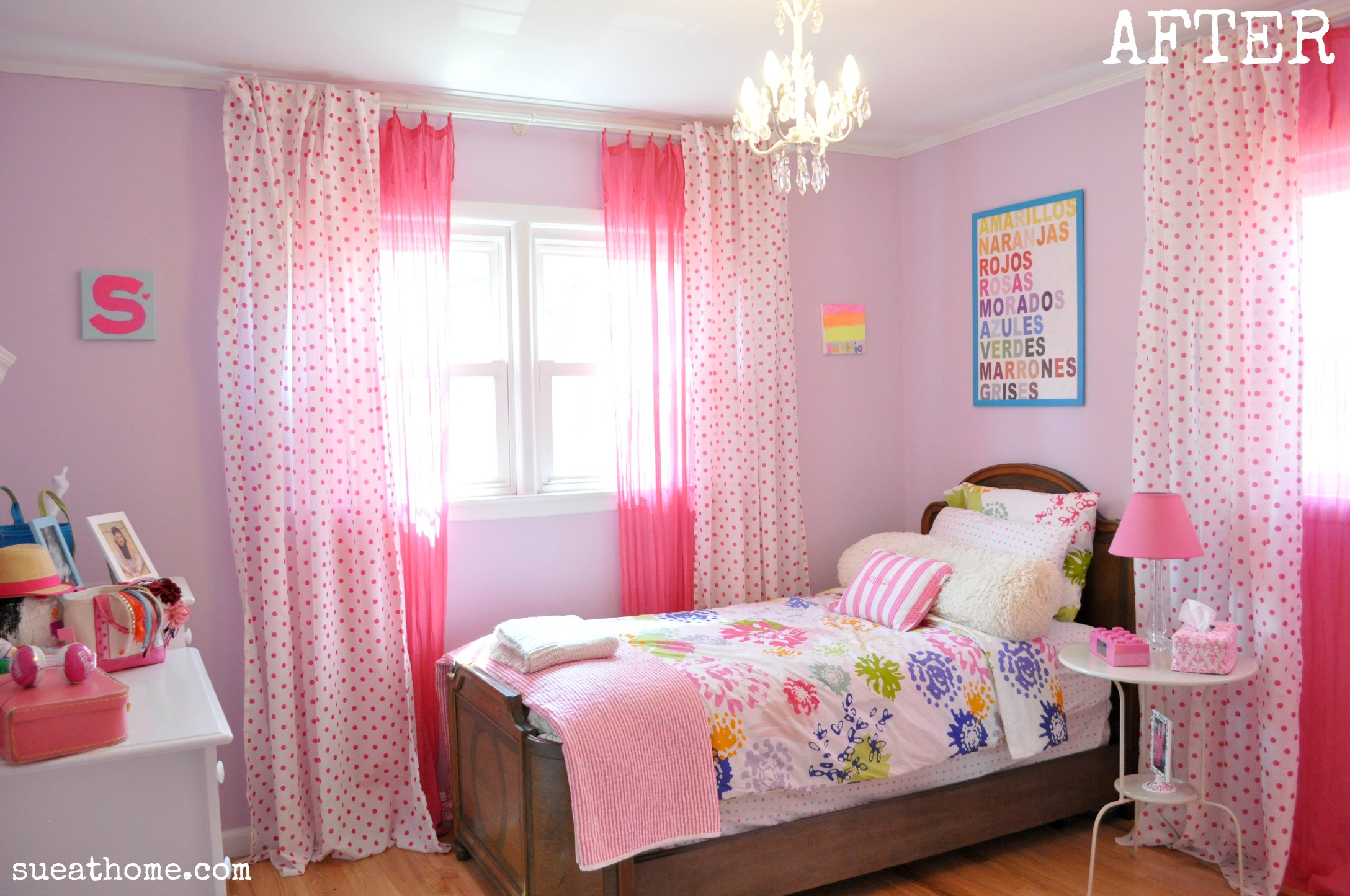 8 year old girl bedroom ideas quotes for Bedroom ideas for girls
