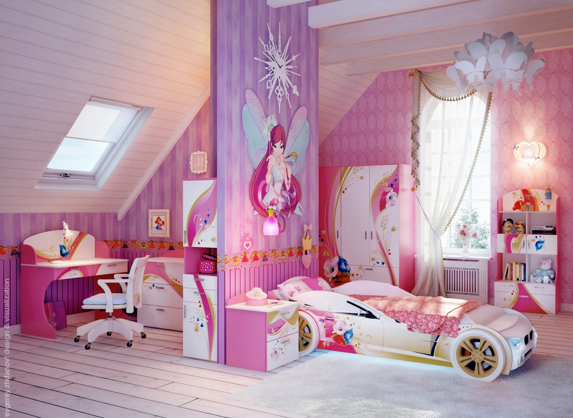 Top Pink Girls Bedroom Decorating Ideas 1123 x 820 · 271 kB · jpeg