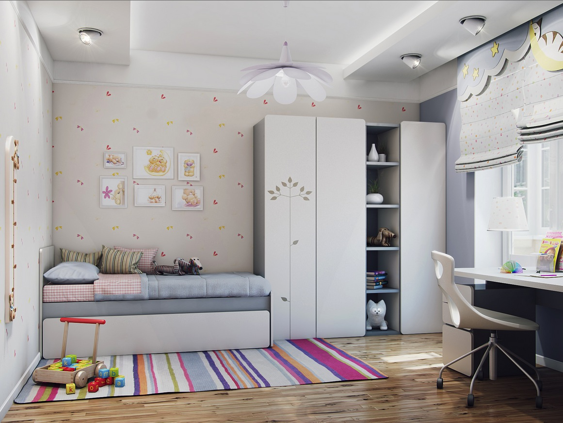 3 preteen girls bedroom 5 for Girl room design ideas