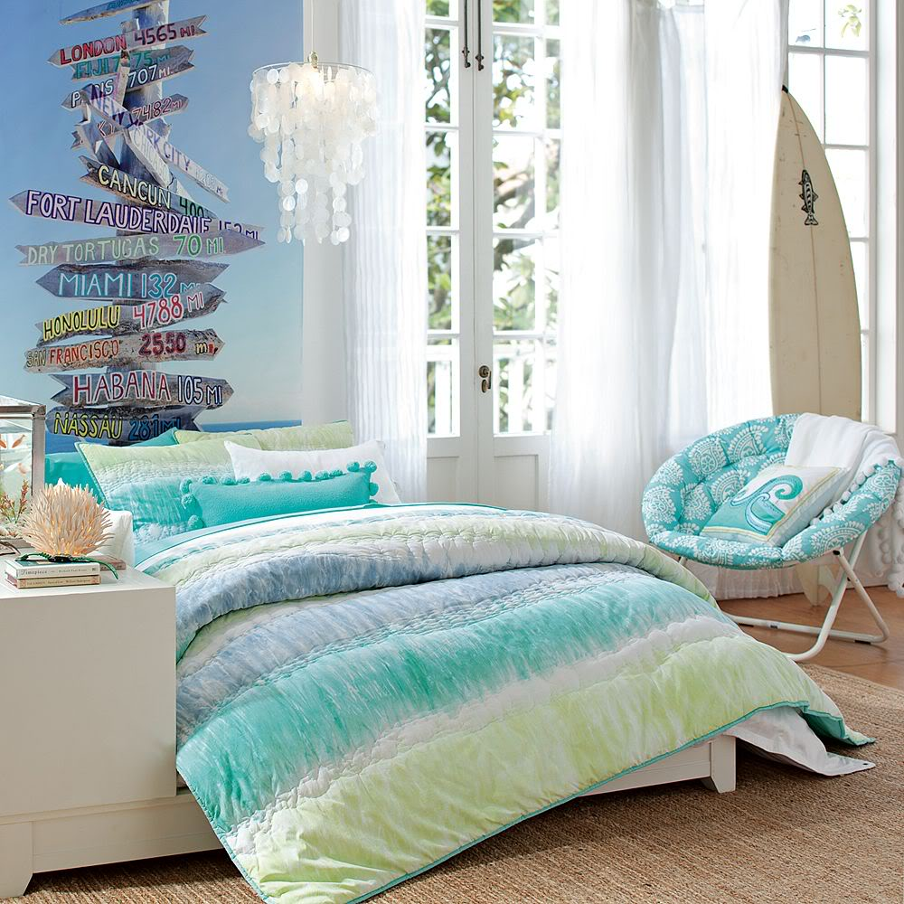 Amazing Beach Teen Girls Bedrooms Design 1000 x 1000 · 175 kB · jpeg
