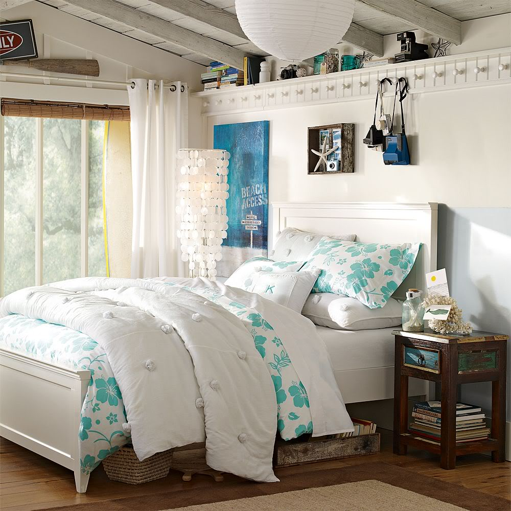 4 teen girls bedroom 29 for Female bedroom ideas