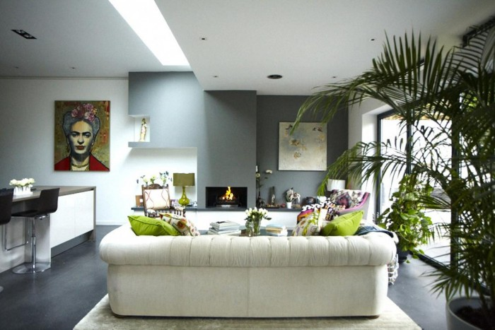 modern victorian home living space 7