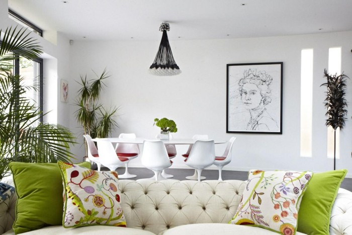 modern victorian home living space 8
